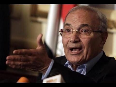 أحمد شفيق يهاجم السيسي ويبرئ مرسي وحماس