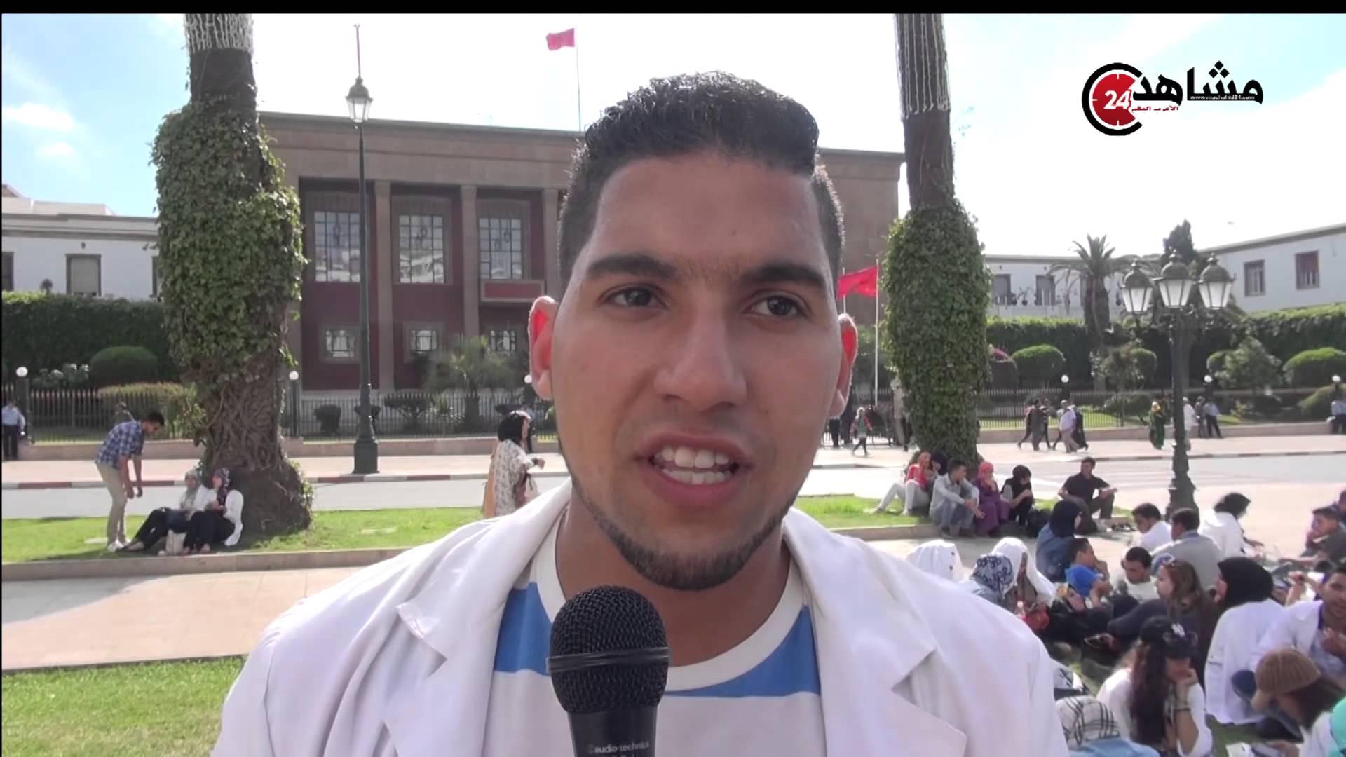 الطلبة الممرضون مستمرّون في مقاطعة الامتحانات