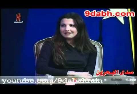 فيديو…نانسي عجرم في مقابلة قبل خضوعها لتجميل