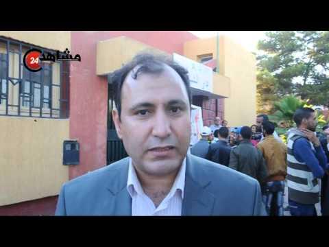 فيديو: راضي الليلي يطالب بعفو ملكي للإفراج عن المدرب العمراني