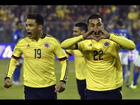فوز كولومبيا على البرازيل