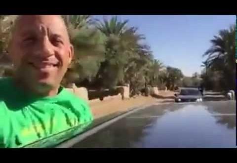 """""""فان ديزل"""" يتقاسم مع جمهوره حبه للمغرب"""