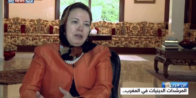 المرشدات الدينيات في المغرب