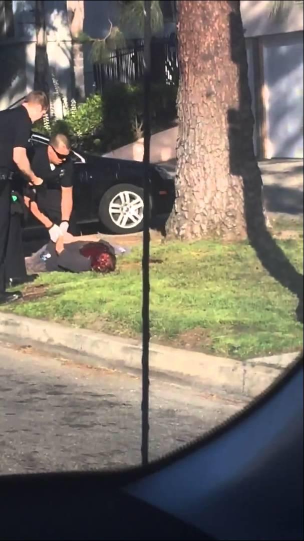 الشرطة الأميركية تطلق النار على رجل بسبب