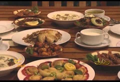 الإفطار الصحي في رمضان