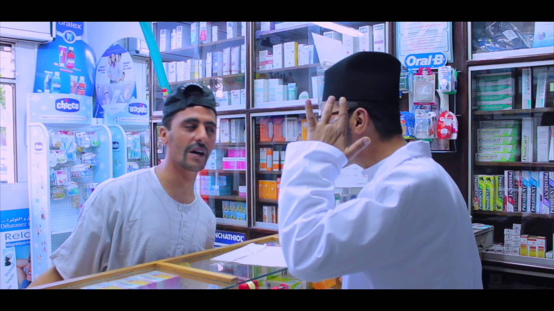 حسن و محسن في سكيتش ترمضينة جزء الثاني