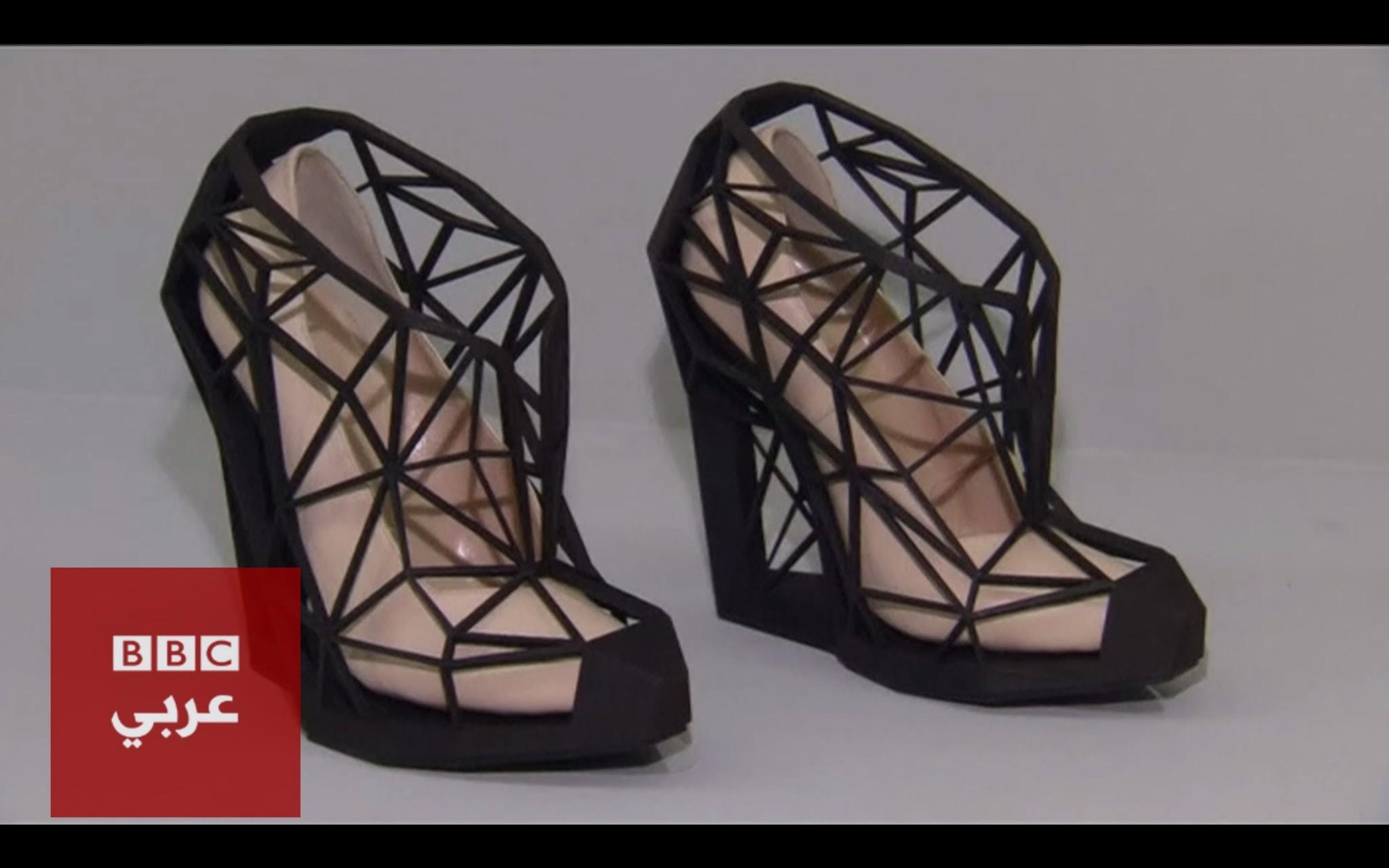 أغرب تصميمات الأحذية على مستوى العالم