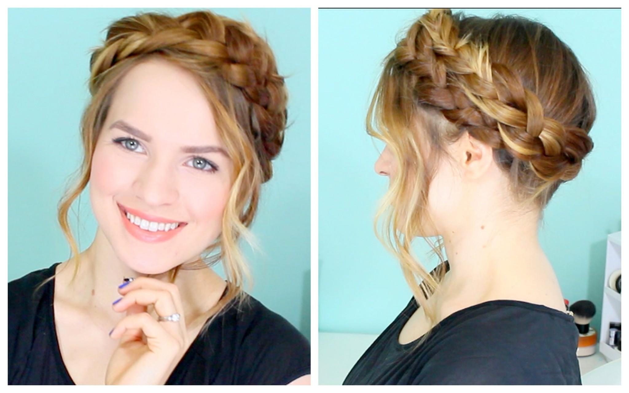 طريقة سهلة للحصول على تسريحة شعر