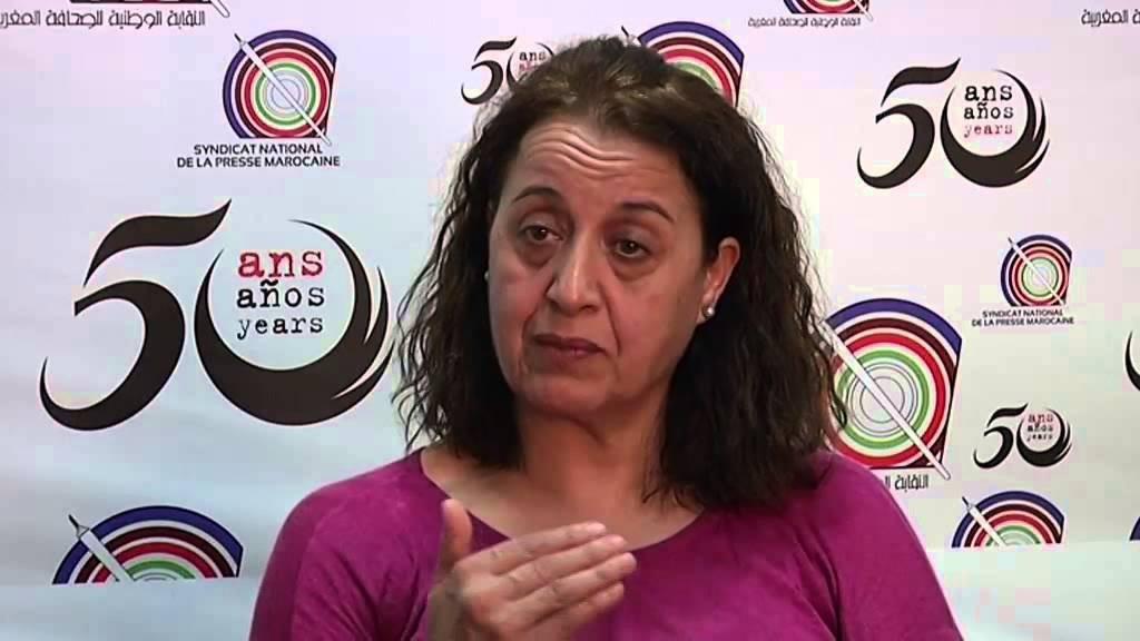 الصحافية فاطمة الحساني تتحدث عن توقيفها من طرف وكالة الأنباء المغربية