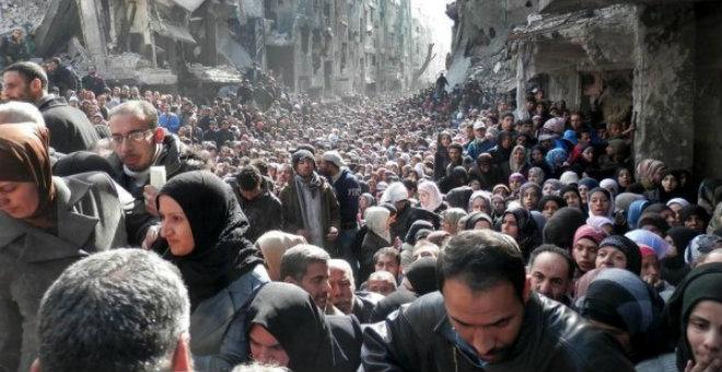سوريا والعراق تتذيلان مؤشر السلام العالمي