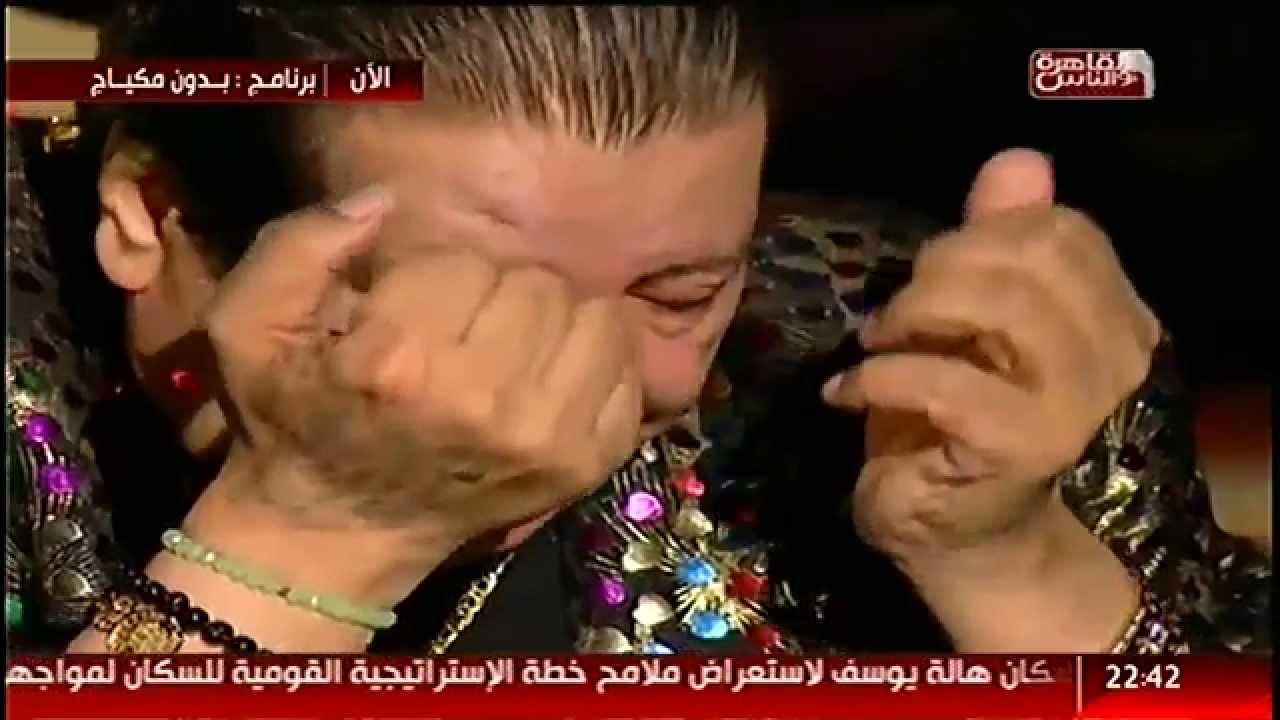 شاهد كيف انهار شعبان عبد الرحيم باكيا أمام طوني خليفة