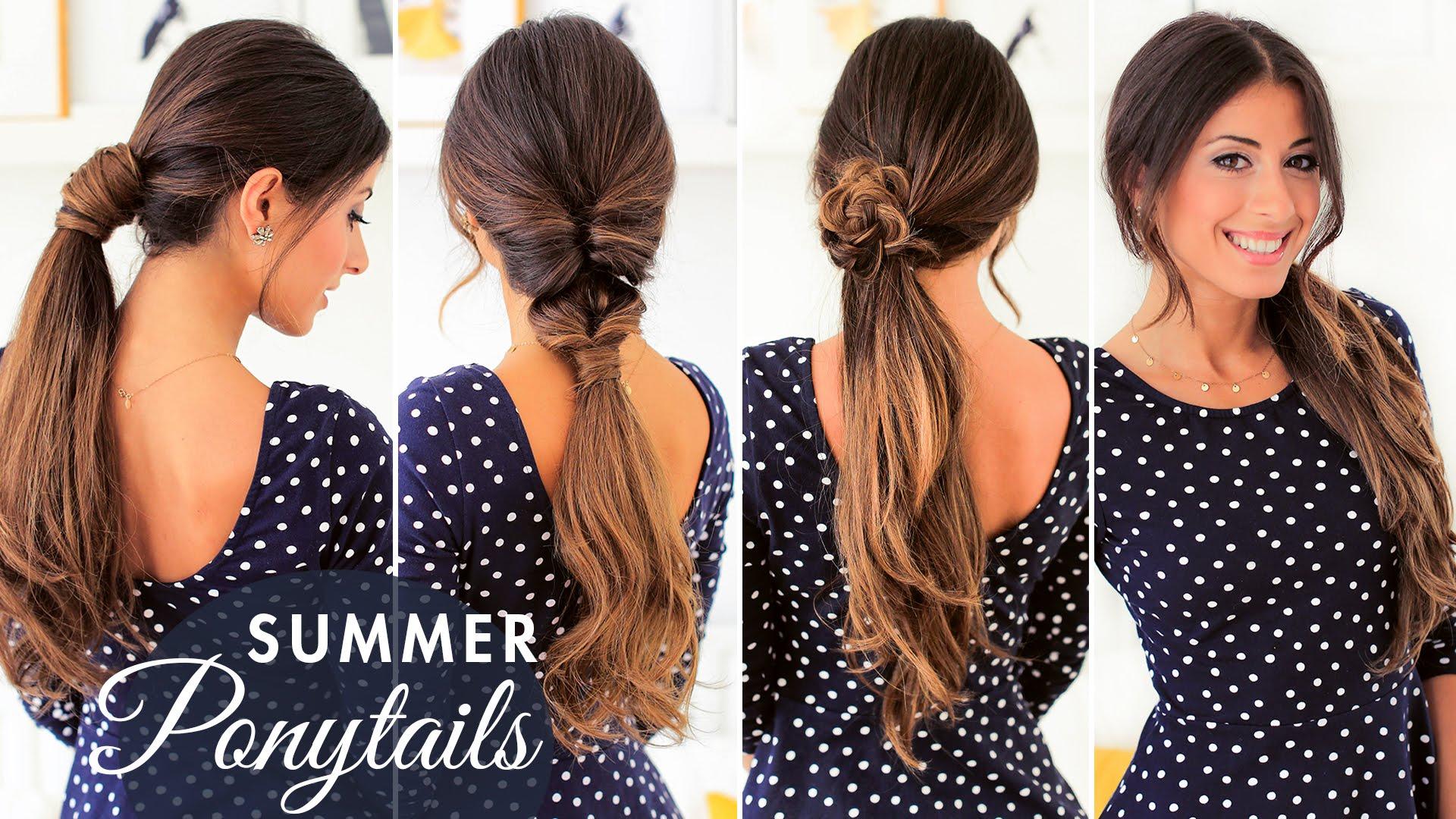خطوات بسيطة لتجديد تسريحة شعرك في رمضان