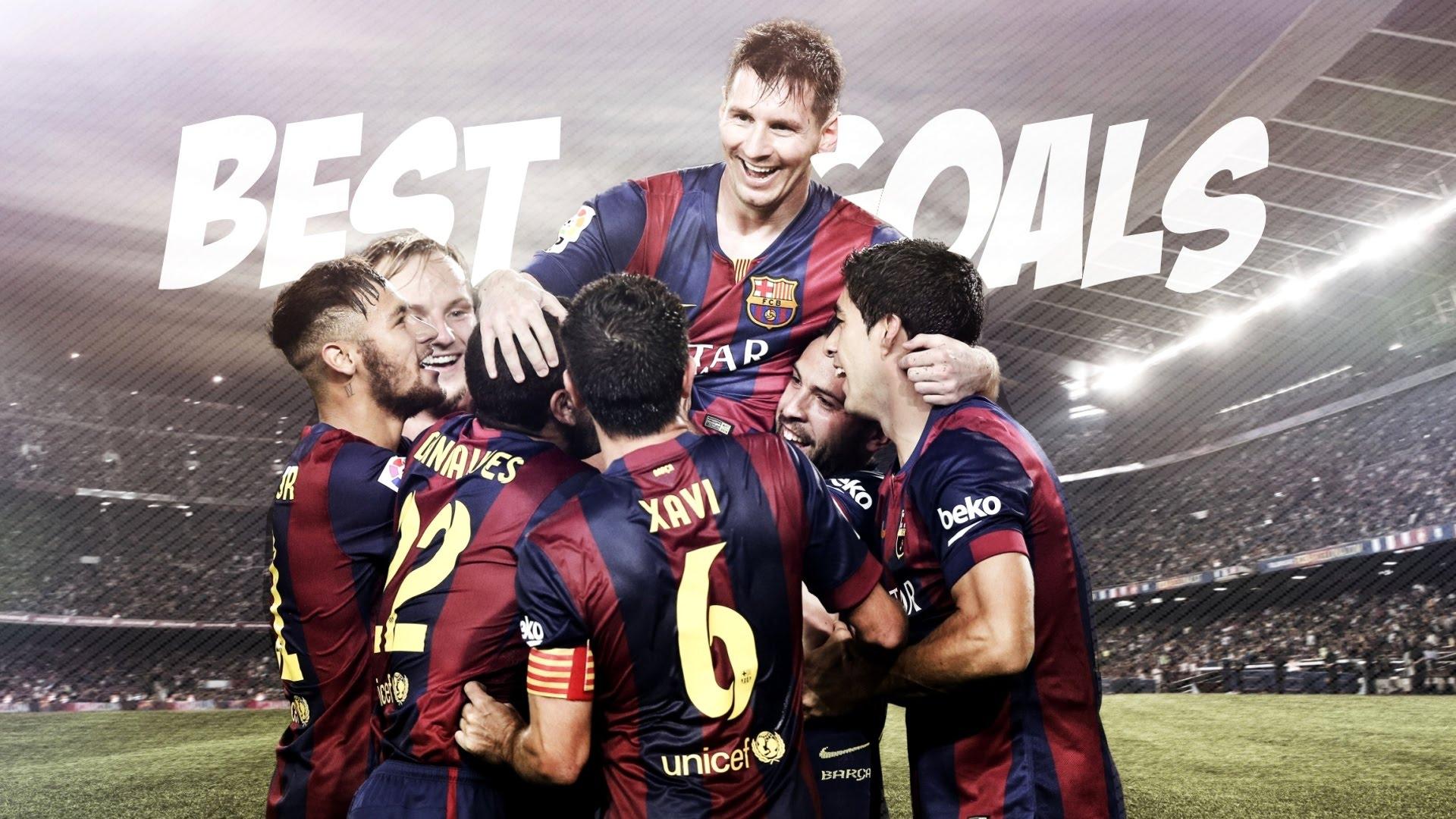 أفضل 10 أهداف لبرشلونة هذا الموسم