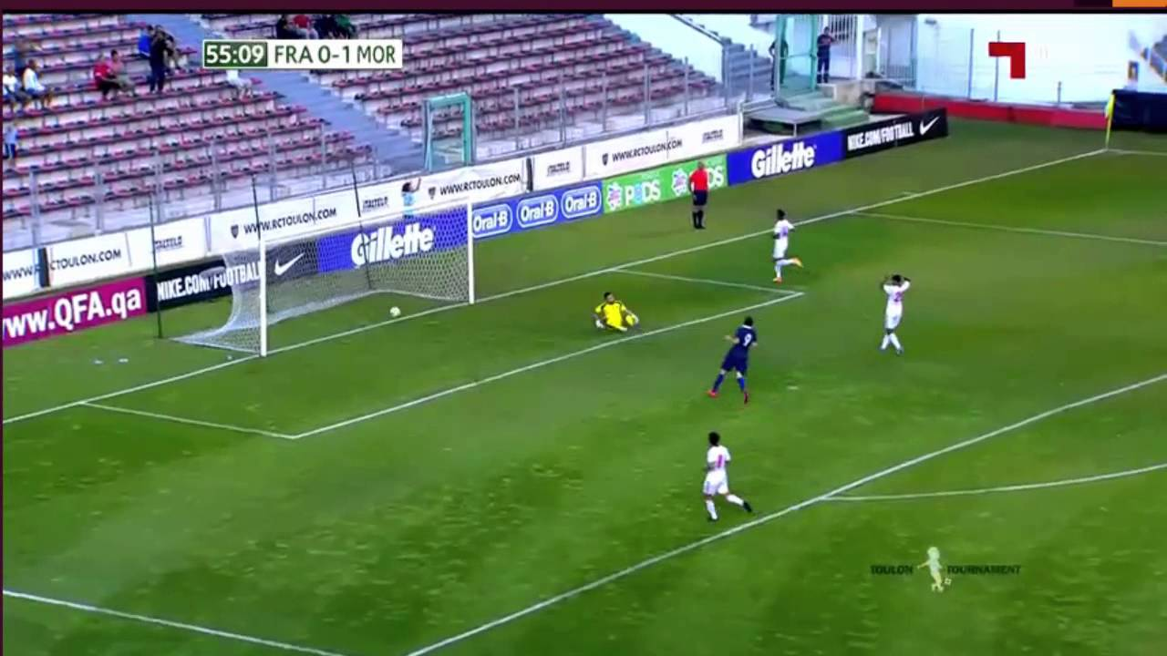 فرنسا-المغرب: 3-1