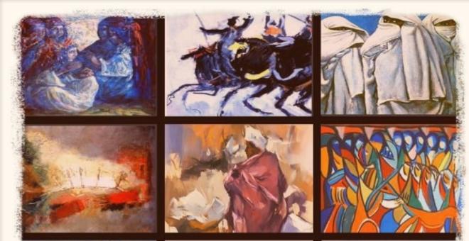 نشأة الفن المعاصر المغربي