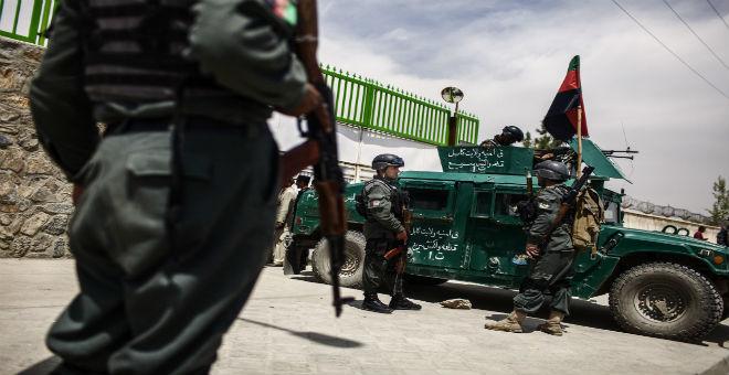 أفغانستان: مقتل 17 شرطيا في هجوم لطالبان