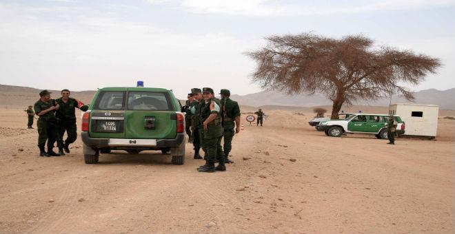 الجزائر تعلن حالة التأهب على طول شريطها الحدودي مع ليبيا