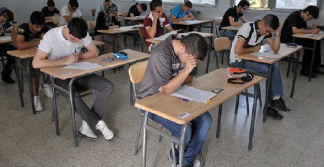 الجزائر: إقصاء 61 تلميذا من اجتياز البكالوريا