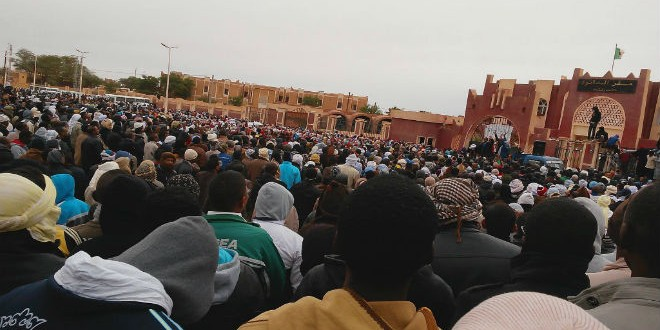 Algerie Manifestation In Salah1