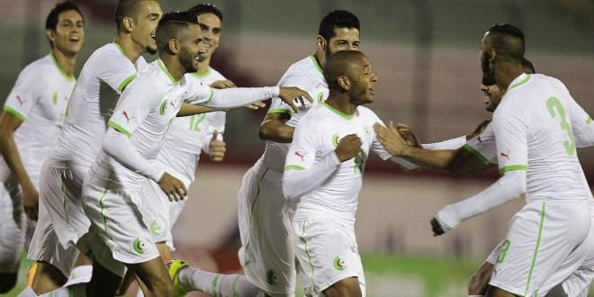 Algerie equipe verts1