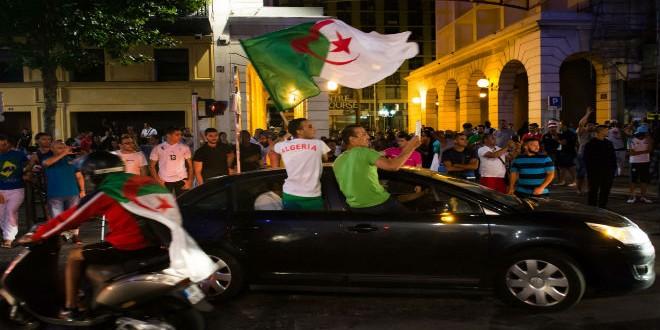Algeriens en France1