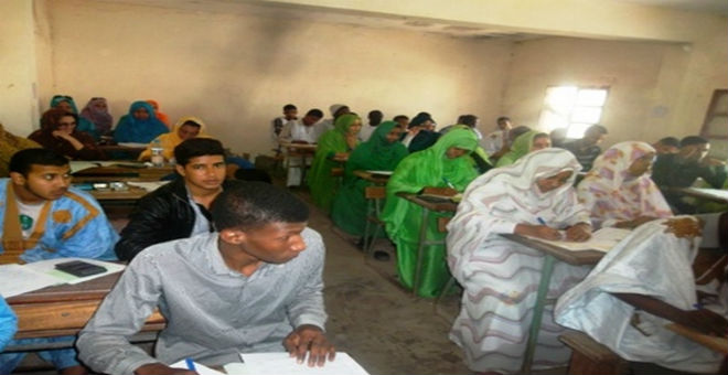موريتانيا: الإناث أكثر من الذكور لاجتياز امتحان البكالوريا