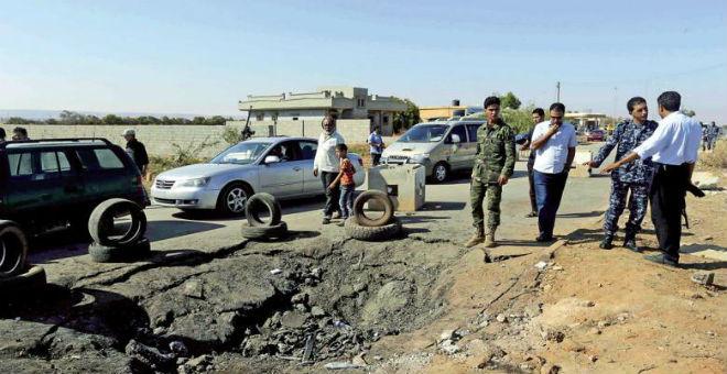 مقتل 5 أشخاص في هجوم انتحاري ببنغازي