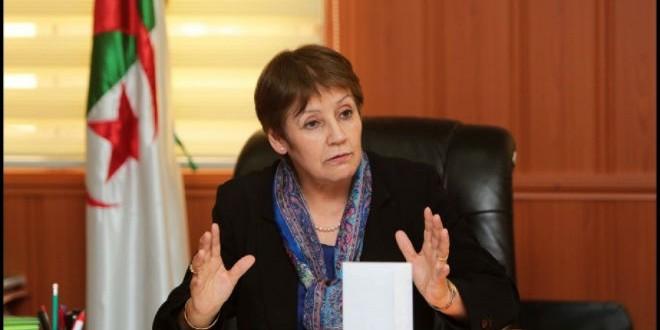 وزيرة التربية الوطنية