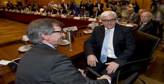 اجتماع برلين يدعم الحل السياسي كمخرج للأزمة في ليبيا