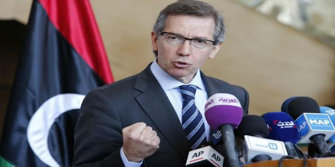 المبعوث الأممي إلى ليبيا برناردينو ليون