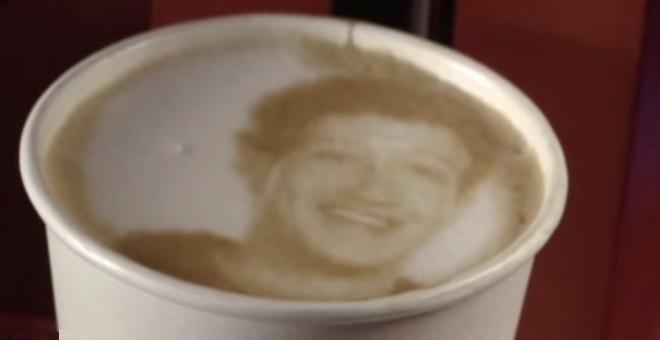 اصنع قهوتك بصورتك