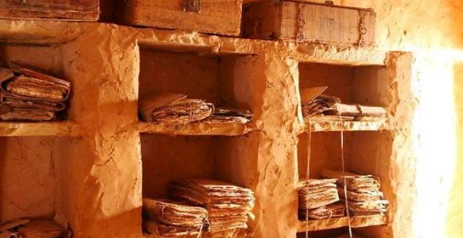 التواصل الثقافي بين المغرب وبلاد شنقيط خلال القرنين 12و13 الهجريين