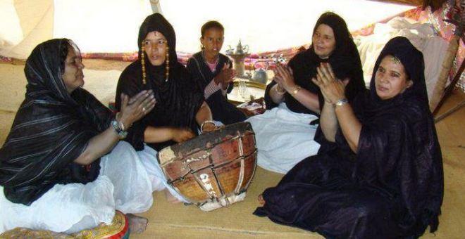 عادات حفل الزفاف .. في المجتمع الصحراوي
