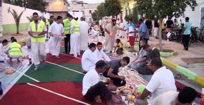 بمناسبة رمضان..الملك يطلق  عملية الدعم الغذائي