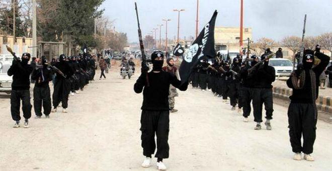 170 مقاتلا جزائريا في صفوف تنظيم