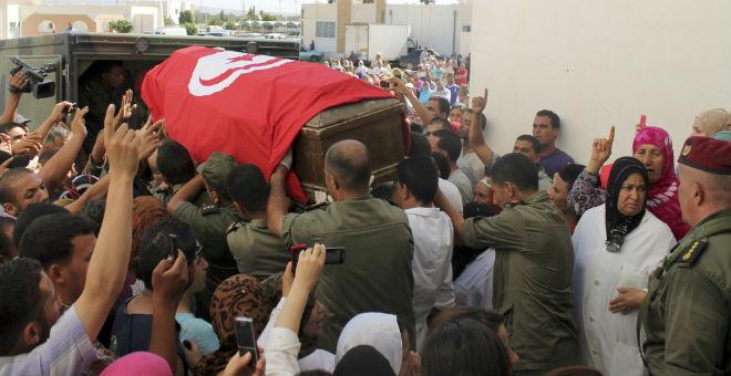 تونس: كرونولوجيا الهجمات ضد الحرس الوطني بعد الثورة