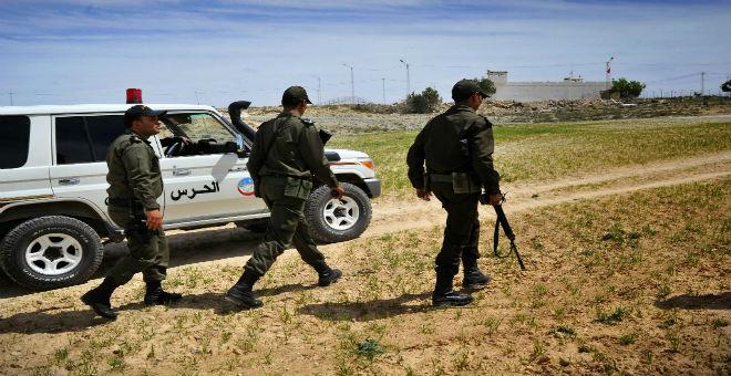 تونس: مقتل 3 عناصر من الحرس الوطني في إطلاق نار