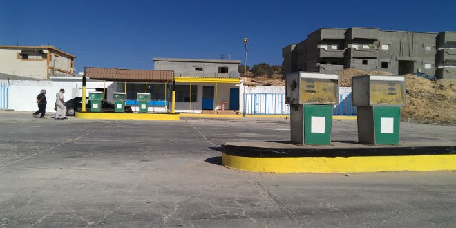 Gas Station Libya1