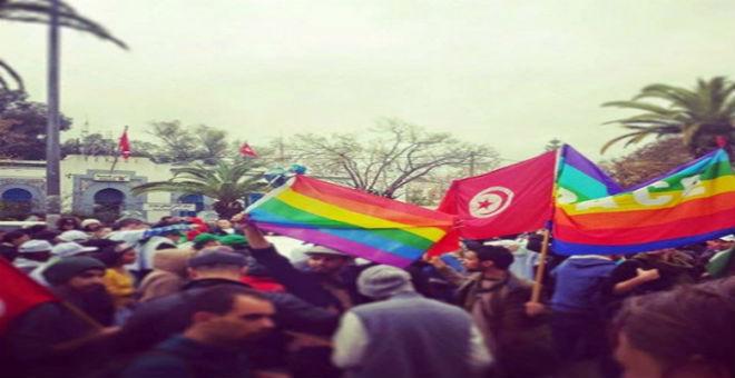ناشطون تونسيون يتحركون للدفاع عن المثليين