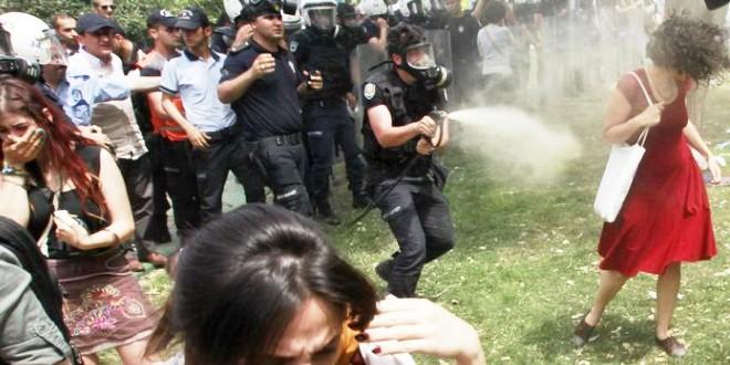 GhadiNews - Turkish policeman was sentenced to 600 tree planting