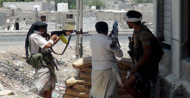 قتلى وجرحى في صفوف الحوثيين في كمين بمحافظة إب