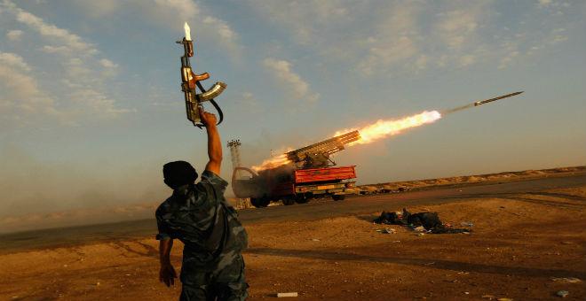 عودة الحديث عن تدخل عسكري في ليبيا يتثير العديد من التساؤلات