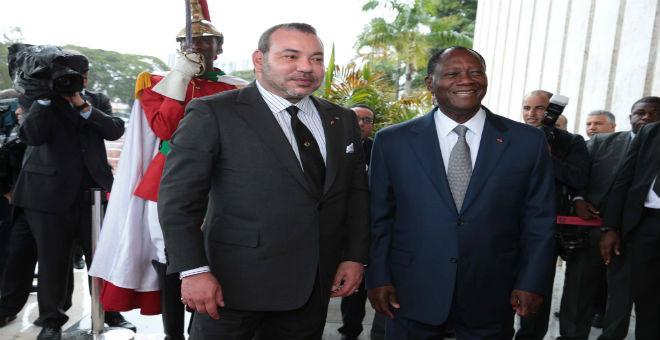 الملك محمد السادس يعزز دبلوماسية التعاون الاقتصادي مع إفريقيا