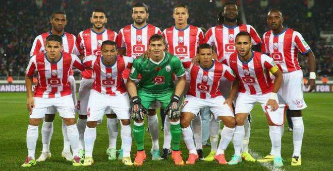 المغرب التطواني يخسر امام سموحة المصري