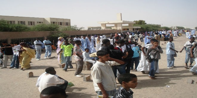 Mauritanie ecole1