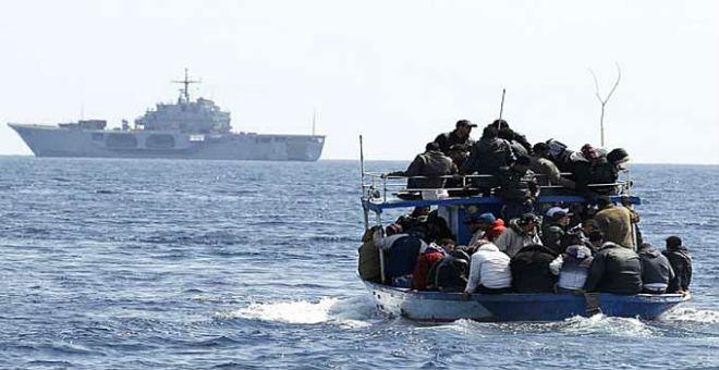 تونس: إنقاذ 365 مهاجرا في عرض البحر