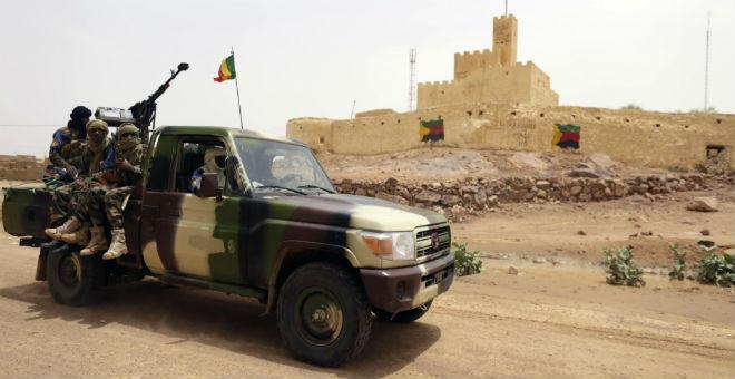 اتهامات بارتكاب جرائم حرب في شمال مالي