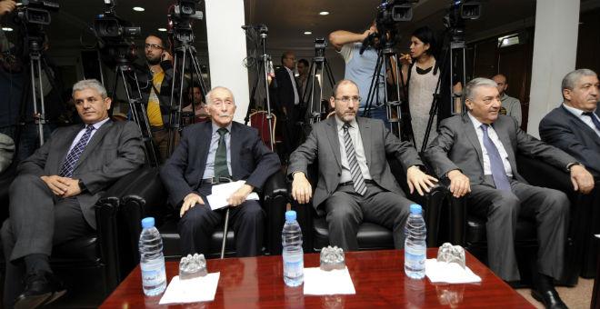 أحزاب المعارضة الجزائرية: