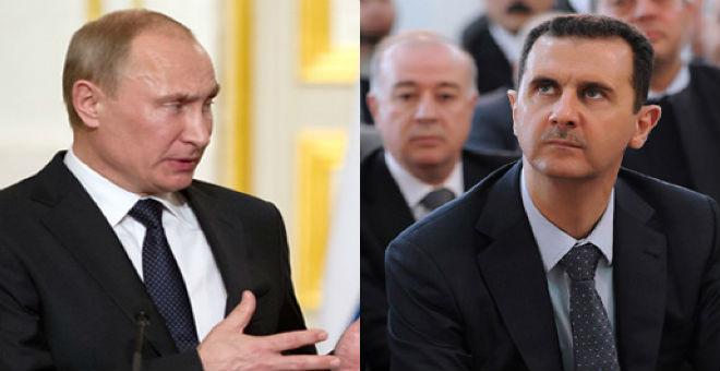 قلق إسرائيلي وأمريكي بخصوص الدعم العسكري الروسي لنظام الأسد