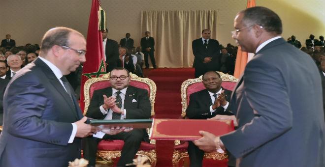 المغرب والكوت ديفوار يعملان على إعطاء